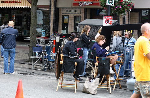 filming in vancouver